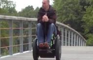 Инвалидное кресло на базе Segway