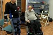 Уникальные ноги-роботы для инвалидов
