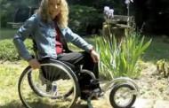 FreeWheel - приставка к инвалидной коляске