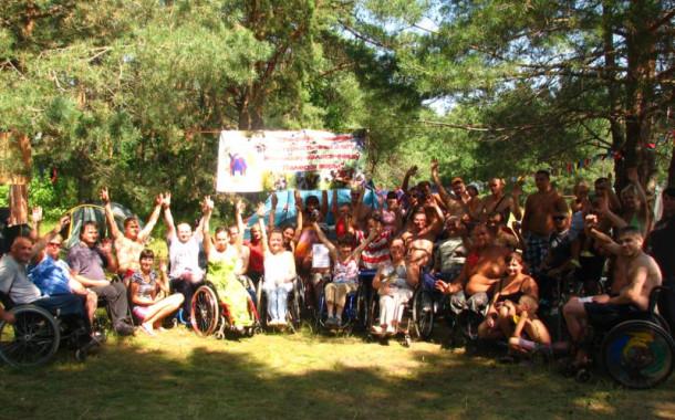 III Республиканский туристический слёт инвалидов-колясочников
