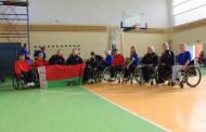Соревнования по настольному теннису среди инвалидов-колясочников Брянск-2012