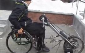 Велоприставка Speedy Duo-2