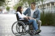 Этикет в отношении инвалидов