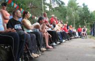 IV Международный туристический слёт инвалидов-колясочников