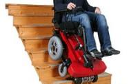 TopChair-S. Инновационное инвалидное кресло
