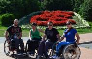 Белорусские инструктора активной реабилитации побывали в Швеции