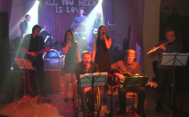Концерт памяти Джона Леннона в Светлогорске