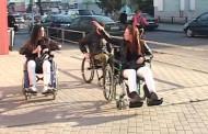 Один день в коляске(эксперимент)