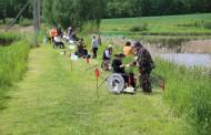 Результаты прошедшего Чемпионата Беларуси по рыбной ловле среди инвалидов-колясочников