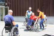 Стартовал лагерь-семинар активной реабилитации 2015