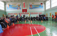 VIII Международная спартакиада среди инвалидов-колясочников