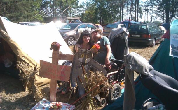 7-й Республиканский туристический слет инвалидов-колясочников