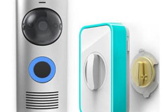 Дистанционное открытие входной двери и WiFi видеодомофон для инвалидов-колясочников