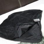 Подушка-сиденья из вязко-эластичного материала