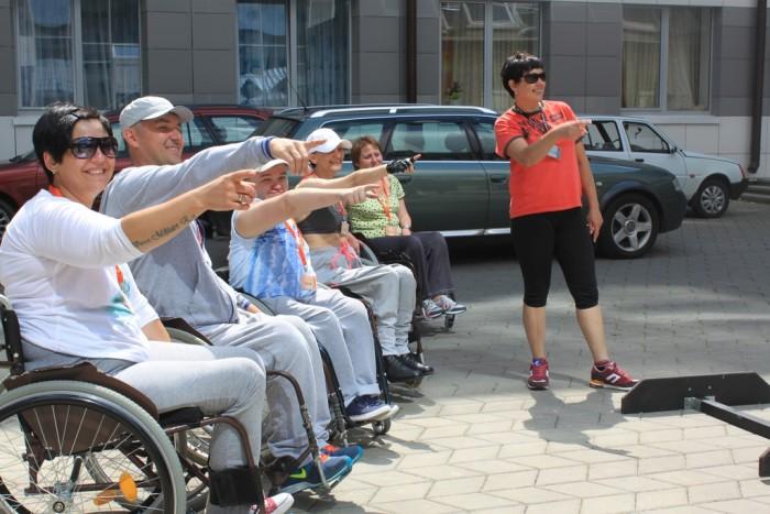 Лагерь-семинар активной реабилитации 2015