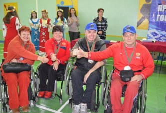 VII Международная спартакиада среди инвалидов-колясочников
