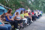 II Республиканский туристический слет инвалидов-колясочников