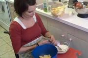 Минутка с Мэг - готовим яблочный пирог