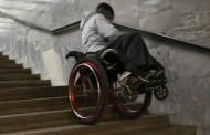 В метро на инвалидной коляске