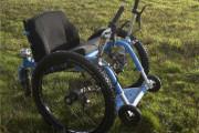 Горная коляска
