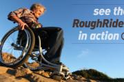 Рафрайдер: Инвалидная коляска для пересечённой местности