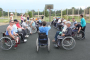 Отчёт о проведённом 10-19 июля 2013 г. лагере-семинаре активной реабилитации
