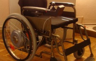 Кресло-коляска с электроприводом ЦСИЕ.03.221.00.00.00