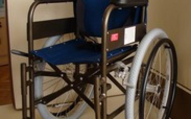 Коляска инвалидная прогулочная складная для детей ОПИ-45. 00.00.000 РЭ