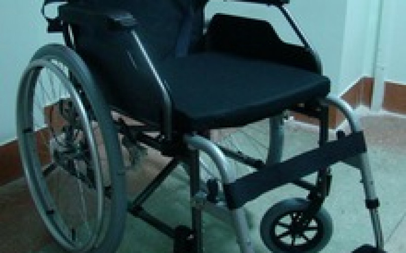 Кресло-коляска комнатная с откидной спинкой ЦСИЕ.03.800.00.00.00-01...-07