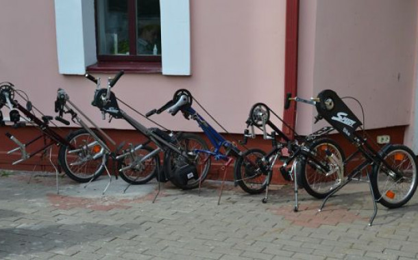 Свободное передвижение или еще раз о велоприставке