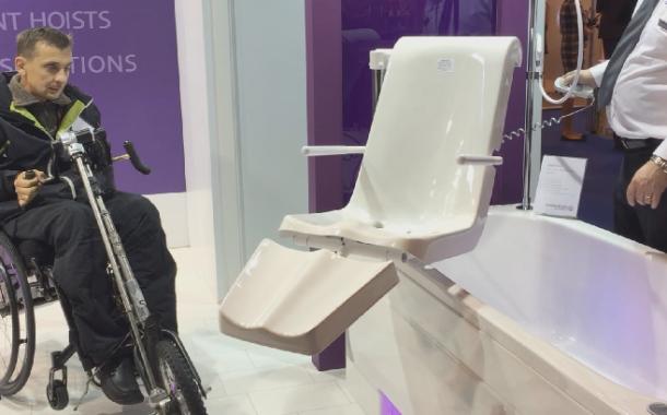 Ванны для колясочников