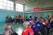 VI Международная спартакиада среди инвалидов-колясочников