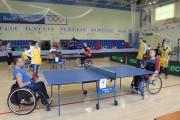 Открытые Всероссийские соревнования по настольному теннису среди лиц с ПОДА в Брянске