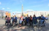 Велопробег в честь Победы