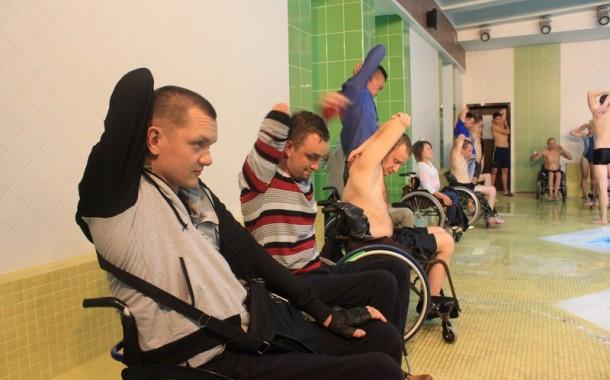 Лагерь активной реабилитации для инвалидов-колясочников с травмами шейного отдела позвоночника