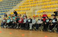 Спартакиада среди инвалидов-колясочников в Костюковичах