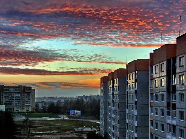 1 место — «Злое небо». Автор Попов Владимир Иванович.