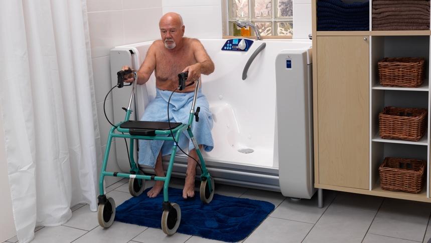 ванна для инвалида
