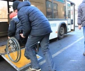 инструктаж водителей автобусов по перевозке инвалидов-колясочников