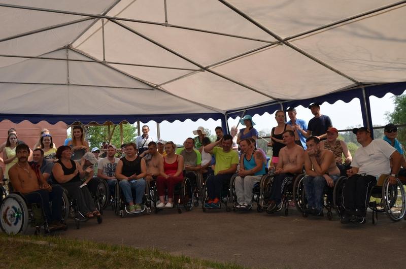 7-й Международный туристический слет инвалидов-колясочников