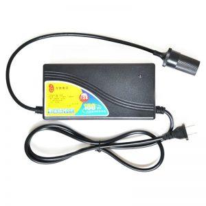 Адаптер для автомобильного компрессора подкачки колес